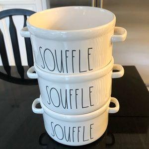Rae Dunn Soufflé Bowls